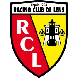 Sticker Racing Club de Lens RCL