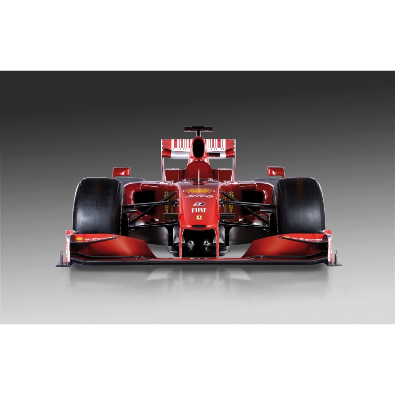 affiche poster ferrari formule 1 stickers muraux deco. Black Bedroom Furniture Sets. Home Design Ideas