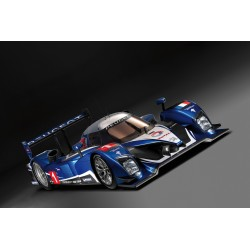 Affiche poster voiture Peugeot 908 HDi
