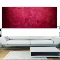 Papier peint panoramique Design Rouge 3641
