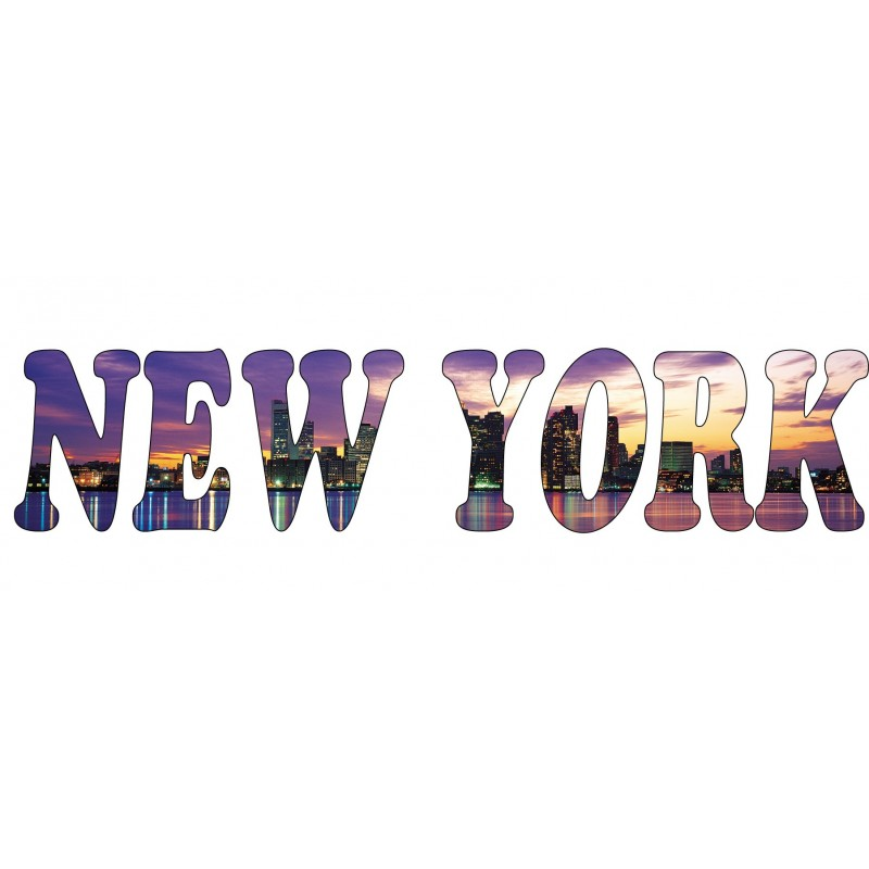 sticker mural new york stickers muraux deco