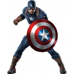 Stickers Captain America Avengers Age of Ultron 1501