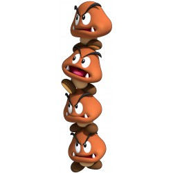 Stickers Goomba Super Mario 15061