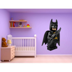 Sticker enfant Batman LEGO ref 15246