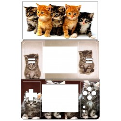 Sticker Autocollant Ds Chatons