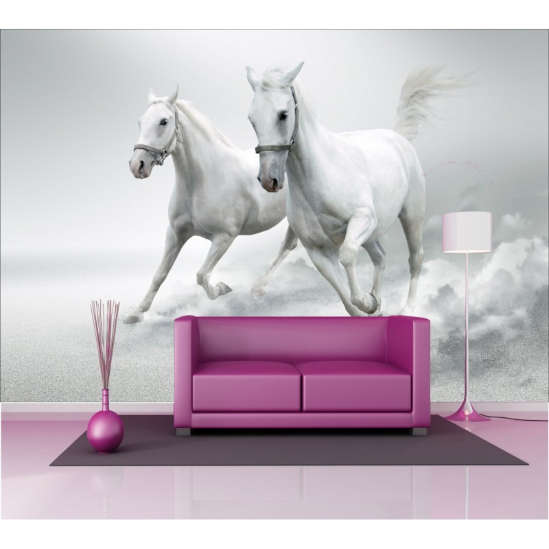 stickers chevaux. Black Bedroom Furniture Sets. Home Design Ideas