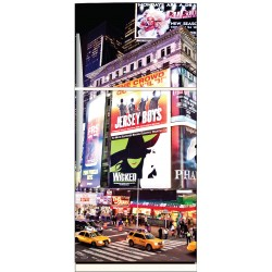 Stickers muraux new york de d coration int rieur 3 for Deco cuisine new york