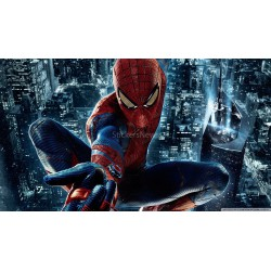 Stickers autocollant ou Affiche poster Spiderman CEL_00023