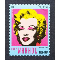 Stickers autocollant ou Affiche poster Marylin Monroe CEL_00012