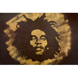 Stickers autocollant ou Affiche poster Bob Marley CEL_00013
