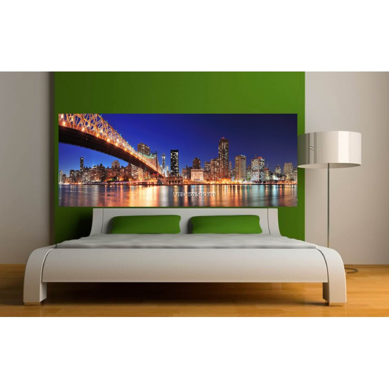 D co chambre brooklyn for Deco de chambre new york