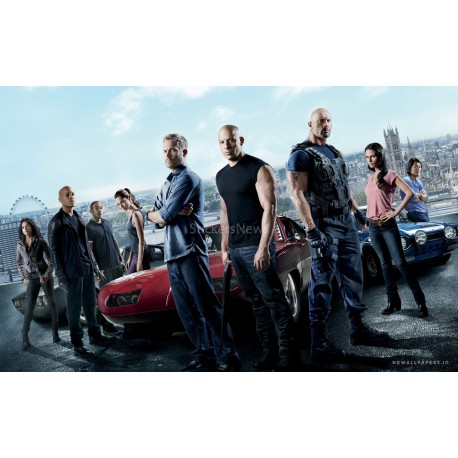 Stickers autocollant ou Affiche poster Fast And Furious CEL_00017