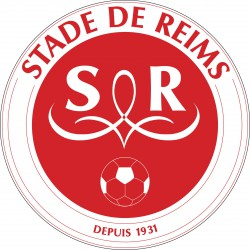 Stickers foot Autocollant Stade de Reims