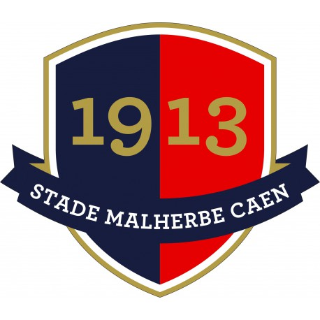 Stickers foot Autocollant SM Caen