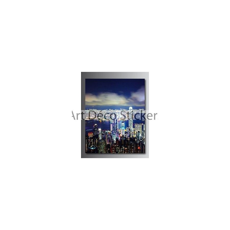 Tableaux toile d co new york 113692297 stickers muraux deco - Tableau toile new york ...