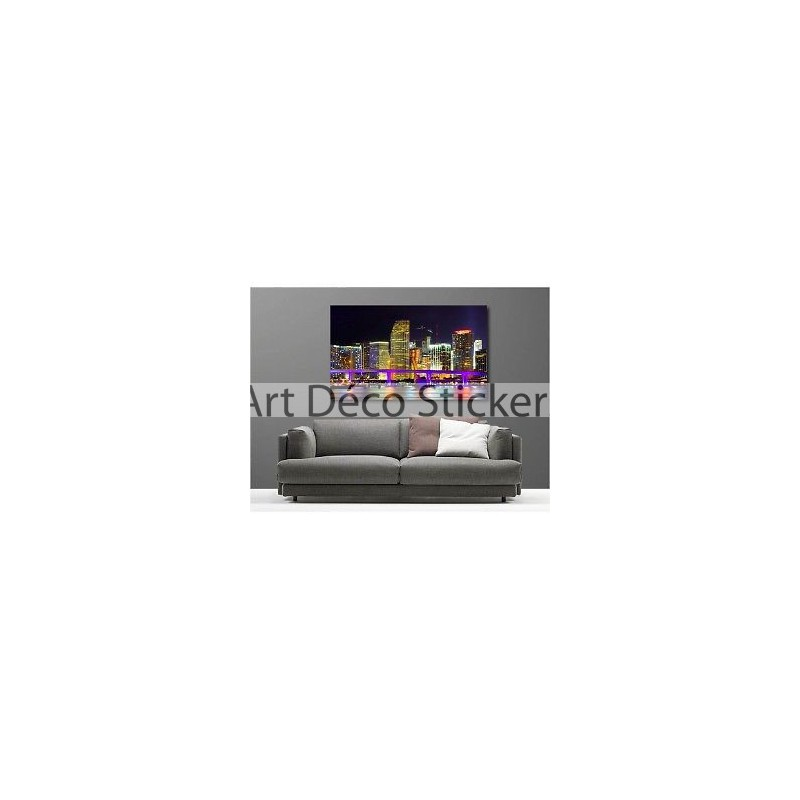 Tableaux toile d co new york 51711868 stickers muraux deco - Tableau toile new york ...