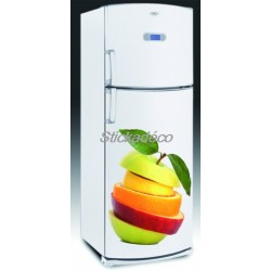 Sticker frigidaire Fruit