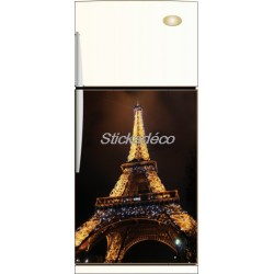 Sticker frigidaire Tour Eiffel