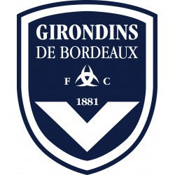 Sticker FC Girondins de Bordeaux